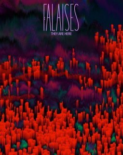 Falaises : l'EP coup de coeur, They are here
