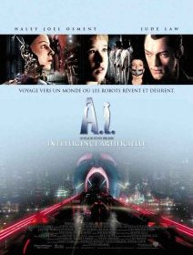 A.I. (Artificial Intelligence) - la critique + test DVD