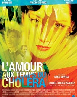 L'amour aux temps du cholera - la critique + test DVD