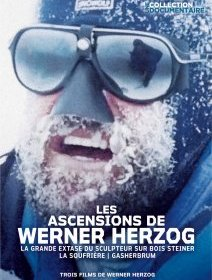 Les ascensions de Werner Herzog - le test DVD