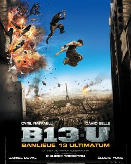 Banlieue 13 ultimatum - Posters + trailer