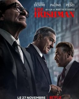 The Irishman - Martin Scorsese - critique film