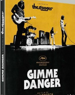 Gimme danger - le test blu-ray