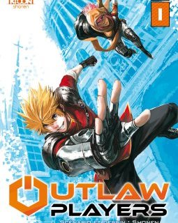 Outlaw Players tomes 1 et 2-La chronique BD