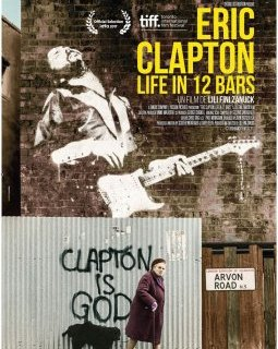 Eric Clapton : life in 12 bars - la critique du film