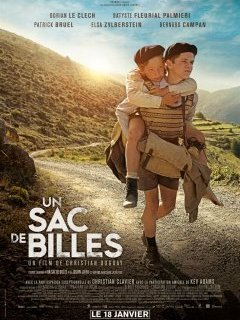 Un sac de billes - la critique du film