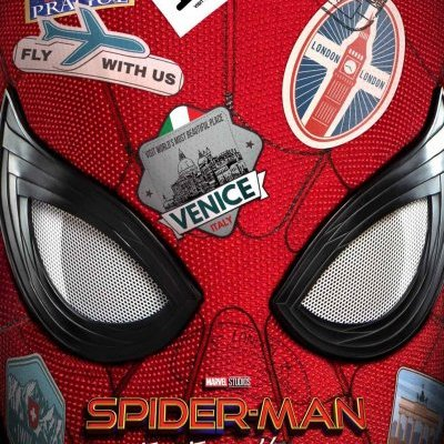 Premier trailer pour Spider-Man : far from home