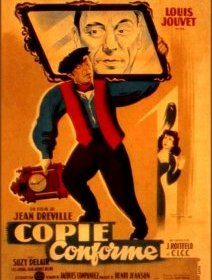 Copie conforme - Jean Dréville - critique