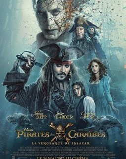 Paris 14h : Pirates des Caraïbes 5 noie la concurrence