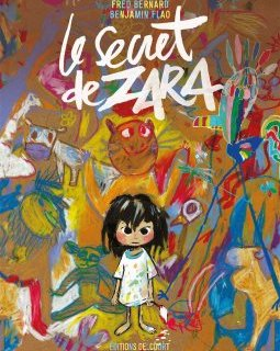 Le secret de Zara - La chronique BD