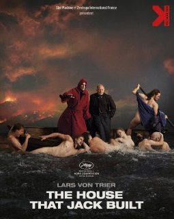 The House that Jack Built : blu-ray d'un film controversé de Lars Von Trier
