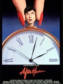 After hours - Martin Scorsese - critique