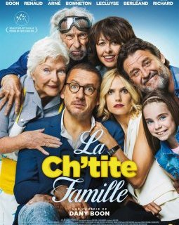 Box-Office France : Dany Boon et sa Ch'tite famille ne perd pas le Nord