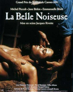 La Belle Noiseuse - Jacques Rivette - la critique du film