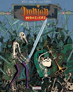 Donjon Monsters . T.13 - Lewis Trondheim, Joann Sfar, David B. - la chronique BD