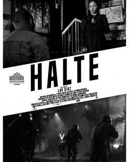 Halte - La critique du film