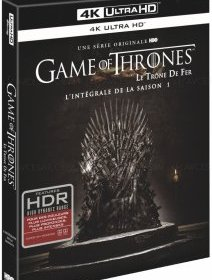 Game of Thrones, saison 1 – le test de l'édition 4K-ultra HD