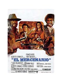 El mercenario - la critique + test DVD