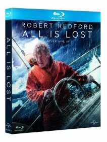 All is lost : Robert Redford replonge le 15 avril en blu-ray