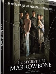 Le secret des Marrowbone - le test blu-ray