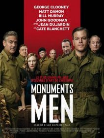 Monuments Men – la critique du film de George Clooney
