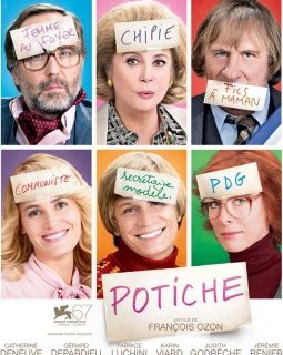 Potiche - la critique du film