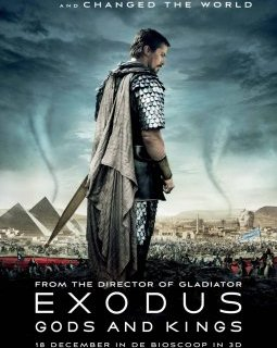 Démarrages Paris 14h : Exodus Gods and Kings réalise un démarrage épique