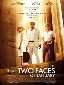 The Two Faces of January - la critique du film