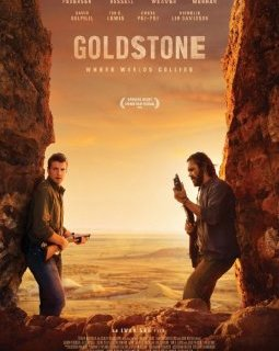 Goldstone - Ivan Sen - critique