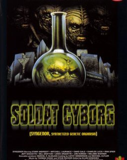 Soldat Cyborg - la critique du film