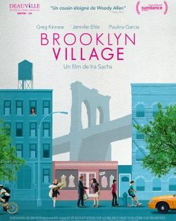 Brooklyn Village - la critique du film : Grand Prix de Deauville 2016