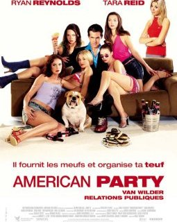 American party, Van Wilder relations publiques - la critique du film
