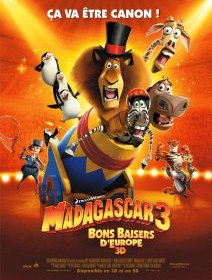 Madagascar 3, bons baisers d'Europe - la critique