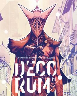 Decorum – Jonathan Hickman, Mike Huddleston – la chronique BD