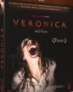 Verónica - le test blu-ray