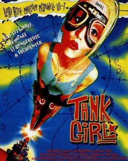 Tank Girl - la critique du film