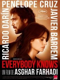 Cannes 2018 : Everybody knows - la critique du film