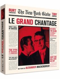 Le grand chantage - la critique du film et le test du coffret blu-ray, DVD, livre