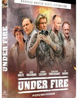 Under Fire - le test blu-ray