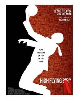 High Flying Bird - la critique du film Netflix