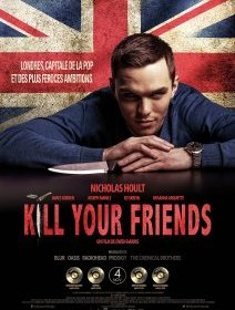 Kill your friends : la bande-annonce du thriller musical sur la Britpop