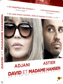 David et Madame Hansen - le test blu-ray