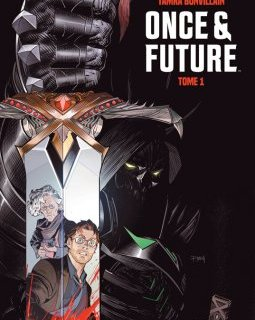 Once & Future . T.1 - Kieron Gillen, Dan Mora, Tamra Bonvillain - chronique BD