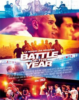 Battle of the year : bande-annonce et affiche du film avec Chris Brown