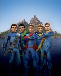 Thunderbirds are go ! - un premier trailer pour le reboot animé