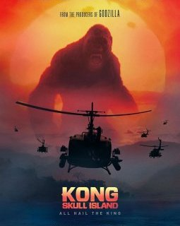 Box-office France : Kong Skull Island n'impressionne personne
