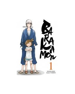 La BD Barakamon a son spin-off