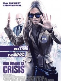 Our Brand is crisis : Sandra Bullock au coeur de la campagne politique