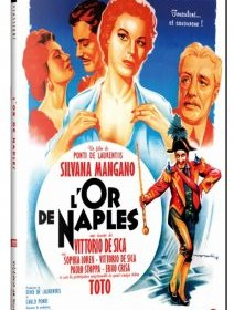 L'or de Naples - La critique + Le test DVD