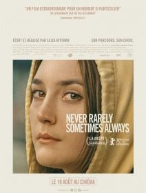Never Rarely Sometimes Always - Eliza Hittman - critique